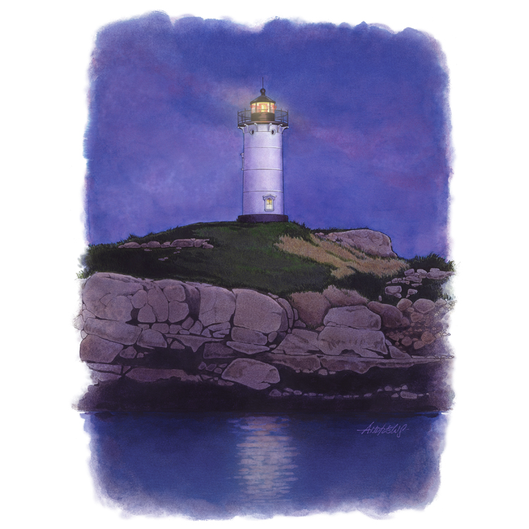 Lighthouse_Reflection