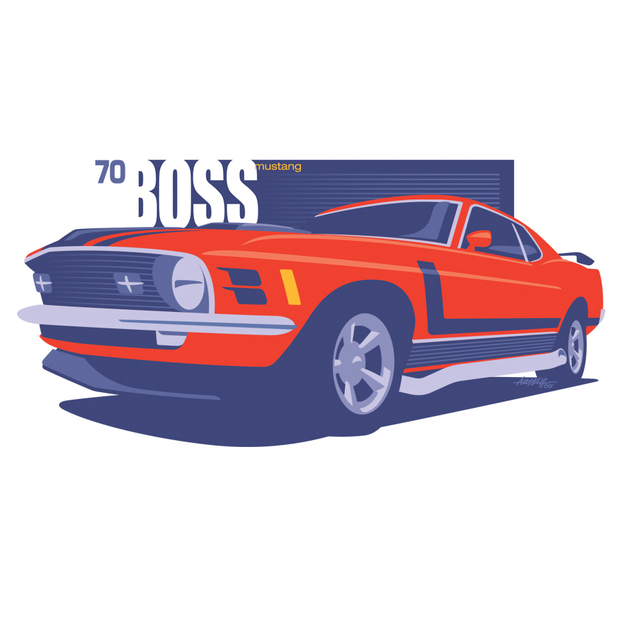 70_Mustang
