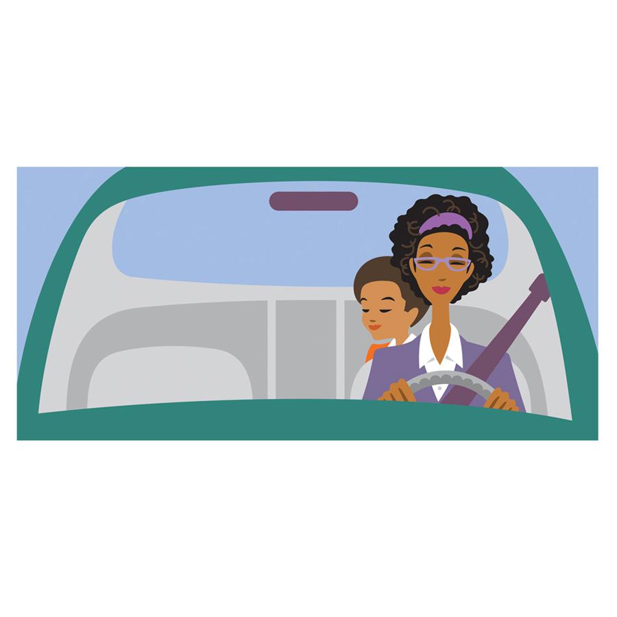 Mom_Driving