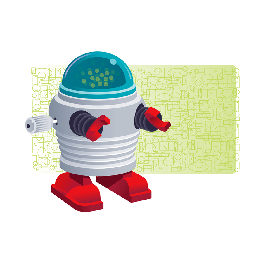 Windup_Robot
